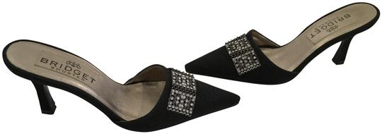 Preload https://item4.tradesy.com/images/bridget-shuster-price-reduction-black-shimmery-fabric-leather-lining-soles-clear-stones-metal-settin-4143958-0-2.jpg?width=440&height=440