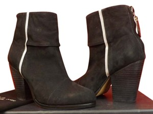 Rag & Bone Black Boots