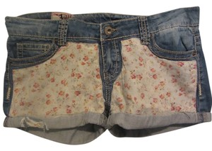 Mini/Short Shorts blue denim