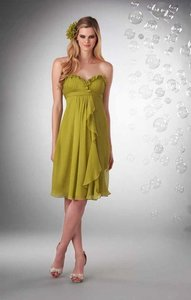 Bari Jay Forest Green Bari Jay 704 Dress