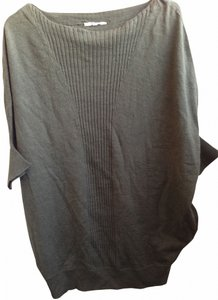 BB Dakota Wool Taupe Neutral Sweater