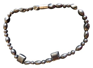 Other **free with a $30.00 purchase-Hematite Magnetic Ankle Bracelet