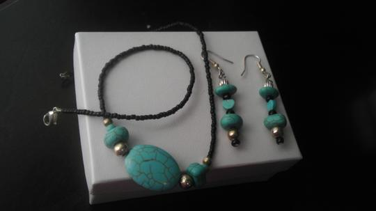 Other CUSTOM BEADS NECKLACE AND EARRINGS