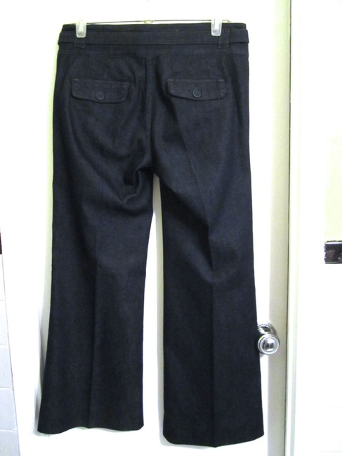 Banana Republic Trouser Pants Denim Blue