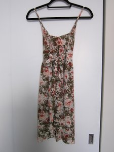 A|X Armani Exchange Silk Summer Spring Dress