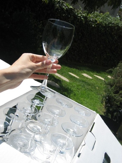 Preload https://item4.tradesy.com/images/clear-reception-glass-stemware-flutes-and-wine-glasses-41453-0-0.jpg?width=440&height=440