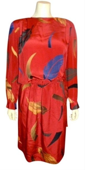 Neiman Marcus Silk Size 4 Dress