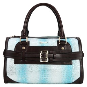 Sapsucker Satchel in Blue