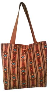 Other Handbags Atzec Purse Tote in Brown