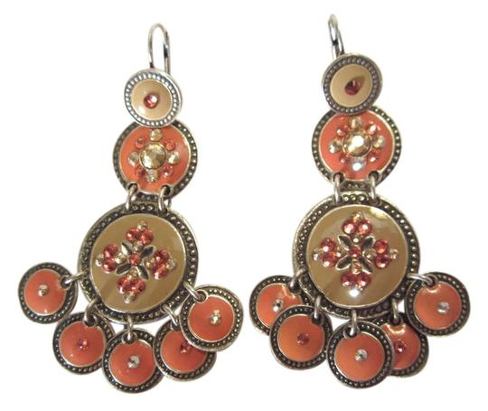Preload https://item2.tradesy.com/images/gas-bijoux-gas-bijoux-france-chandelier-enamel-crystal-orange-beige-earrings-4147486-0-0.jpg?width=440&height=440