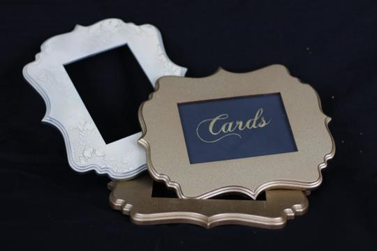 3 Picture Frames For Table Decoration