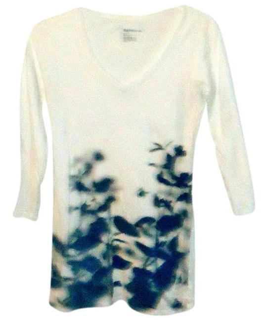 Gap Attractive bird-print tunic 100% cotton