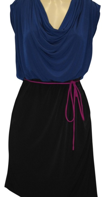 Preload https://img-static.tradesy.com/item/4148041/laundry-by-design-navy-blue-black-knee-length-short-casual-dress-size-12-l-0-0-650-650.jpg