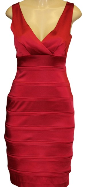 Preload https://item4.tradesy.com/images/calvin-klein-red-above-knee-night-out-dress-size-4-s-4148173-0-0.jpg?width=400&height=650