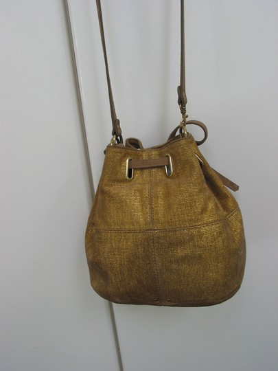 Jérôme Dreyfuss Bucket Drawstring Cross Body Bag