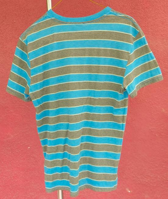 BDG T Shirt Blue and Green