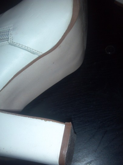 Details White Boots