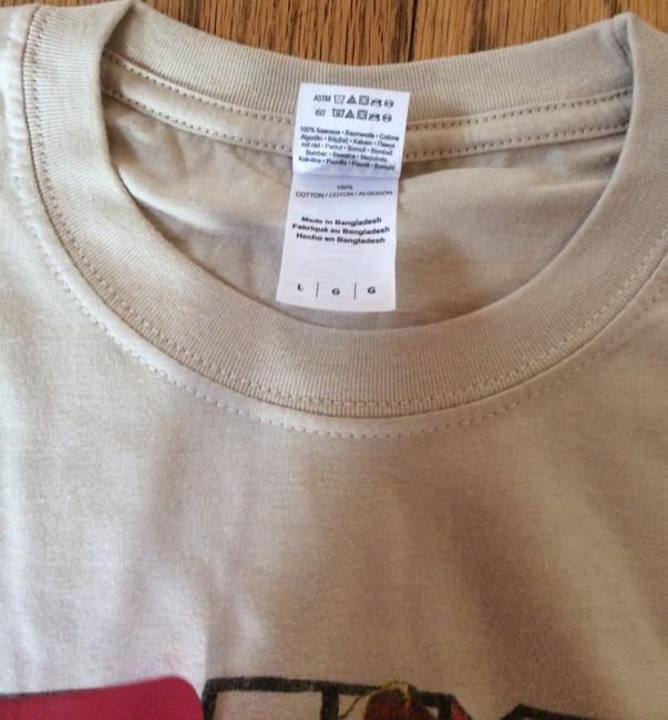 Other T Shirt Beige