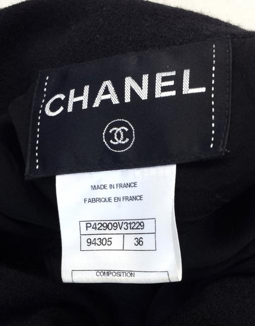 Chanel Wool With Jacket