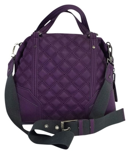 Rachel Roy Quilted Large Crossbody Satchel