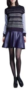 Nanette Lepore Mini Skirt Purple