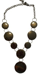 Express Express Circle Statement Necklace