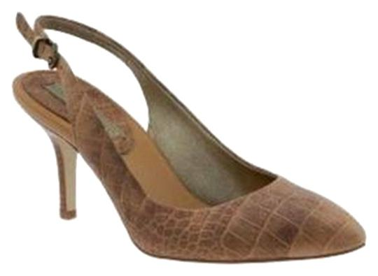 Banana Republic New Tan Pumps