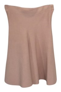 BCBGMAXAZRIA Chic Skirt Light pink / nude