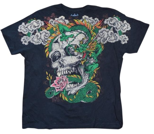 Preload https://item2.tradesy.com/images/da-grind-multi-color-graphic-cotton-t-shirt-4151161-0-0.jpg?width=400&height=650
