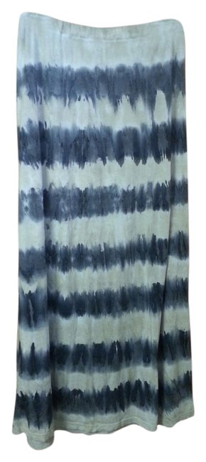C&C California Tie Dye Maxi Skirt