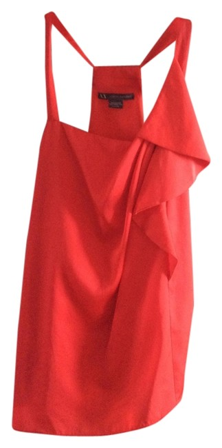 A|X Armani Exchange Top Red