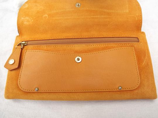 Jimmy Choo Jimmy Choo Suede Full Size Wallet & Matching Bag & Both Dustbags