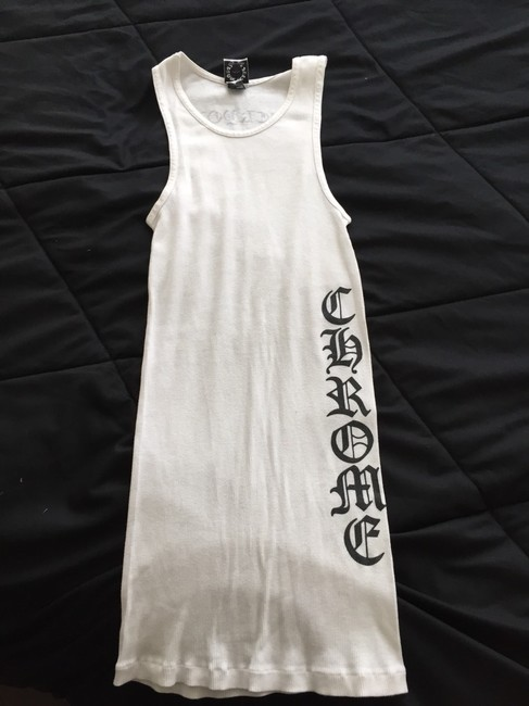 Chrome Hearts Top White