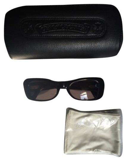 Preload https://item2.tradesy.com/images/chrome-hearts-sunglasses-4152751-0-0.jpg?width=440&height=440