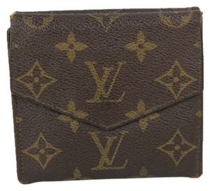Louis Vuitton [TOPHATTER] Louis Vuitton Snap Square Monogram Wallet LVTL27