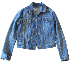 Gap Denim Comfortable Casual Blue Denim Jacket