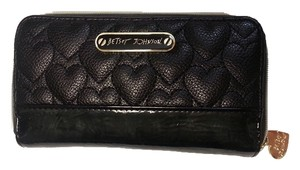 Betsey Johnson Betsy Johnson Heart Embossed Wallet