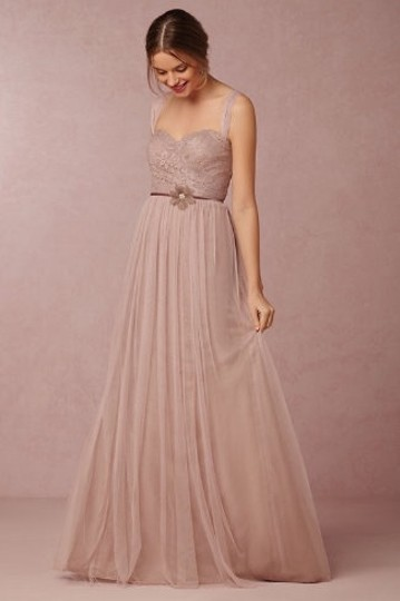 BHLDN Grandiflora Bridesmaid Belt Image 1