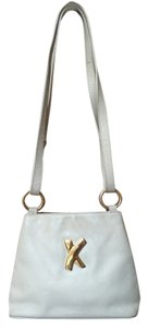 Paloma Picasso Satchel in Cream
