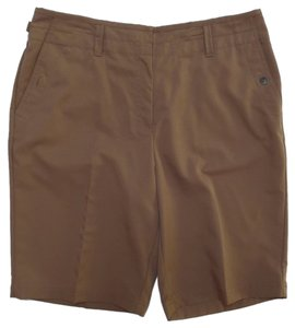 TEHAMA Bermuda Shorts Brown