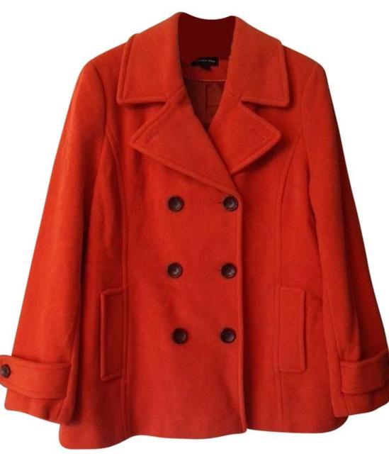 Preload https://item2.tradesy.com/images/lands-end-orange-luxe-wool-pea-coat-size-16-xl-plus-0x-4154986-0-0.jpg?width=400&height=650