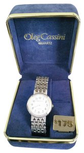 Oleg Cassini Oleg cassino quartz watch
