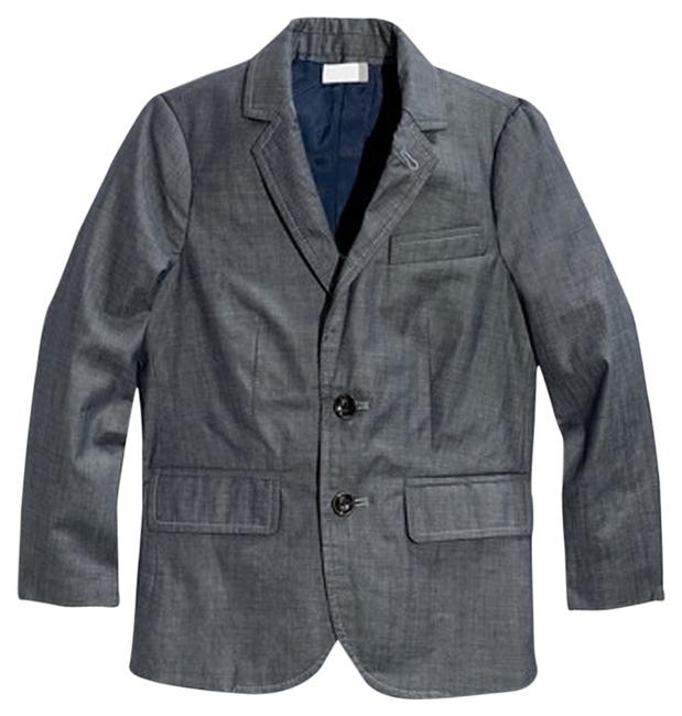Preload https://item4.tradesy.com/images/jcrew-boys-thompson-suit-jacket-in-chambray-4155073-0-0.jpg?width=400&height=650