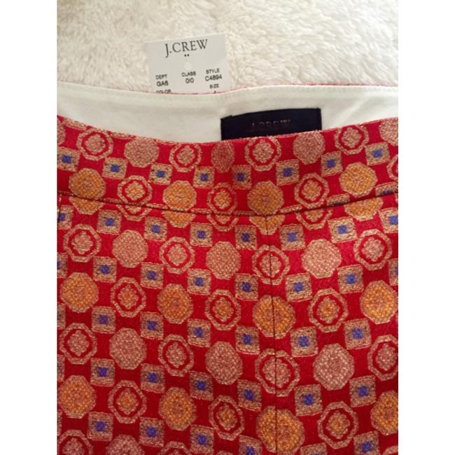J.Crew Dress Shorts Festival orange