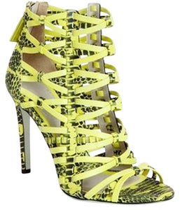 Jason Wu Yellow Sandals