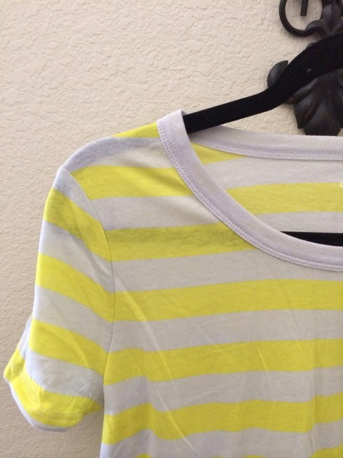 Urban Outfitters T Shirt Gold/Gray