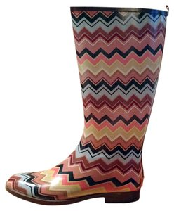 Missoni for Target Multi Boots