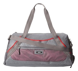 Oakley Grey/Pink Travel Bag