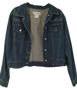 Other Jewel Denim Womens Jean Jacket