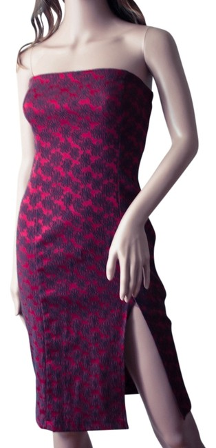 Preload https://item3.tradesy.com/images/other-flower-floral-flowered-dress-red-black-burgundy-4156672-0-0.jpg?width=400&height=650